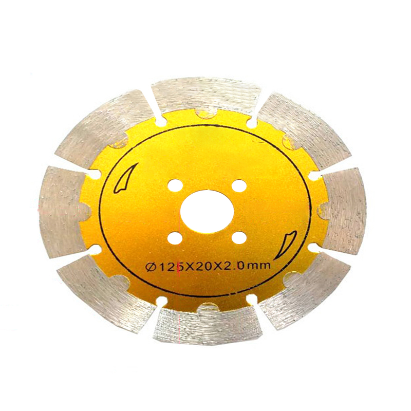 125mm  Hot Pressed Turbo Saw Blade Cutting Disc Angle Grinder Accessaries Tool