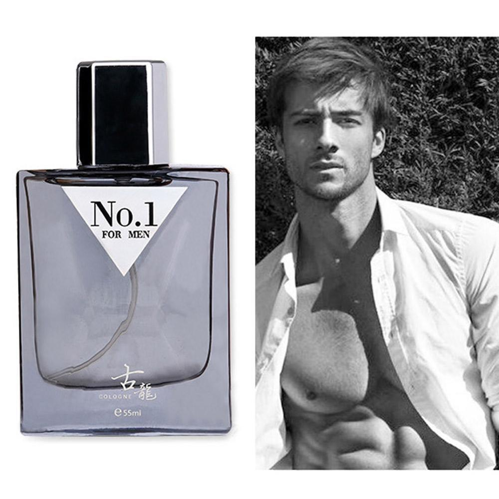 Man Perfume Lasting Fresh Fragrance Fashion Perfume Different Showing Marine Notes Charms Masculine 55ml R8Y6
