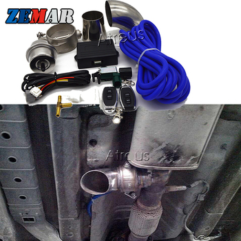 Exhaust Control Valve Set With Vacuum Actuator For BMW G20 G32 E46 E39 E36 X5 E70 E53 M G30 E34 E30 E92 X3 F25 X6 E71 M4 M2 M3 M image