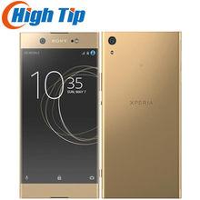 Ontgrendeld Originele Sony Xperia XA1 Ultra Smartphone Single/Dual Gsm Sim Lte Android Octa Core Ram 4Gb Rom 32Gb 6.0