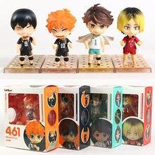 Haikyuu!! Hinata Syouyou 461 kageyama Tobio 489 Oikawa Tooru 563 Kozume Kenma 605 pcv działania figurka-Model kolekcjonerski zabawki