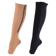 Открытым носком Компрессионные носки Для мужчин и женщин stcoking
