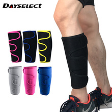1Pcs Sports Compression Sleeves Brace Football Basketball Outdoor Sports Running Stretch Leggings knee pads veidoorn 1prs compression knee sleeves knee support for sports workout basketball joint pain relief knee brace for running
