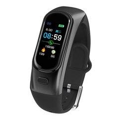 H109 sport Bt słuchawki zegarek inteligentny tętno ciśnienie krwi wodoodporny zegarek do fitness