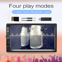 Android Car Audio USB/AUX/FM Mirror Link