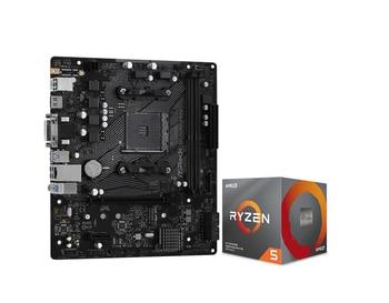ASRock B550M-HDV motherboard +R5 3600X/3600XT R7 3700X/3800X/3800XT R9 3900X 3900XT CPU board set