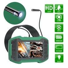 Дуа объектив инспекции Камера 1080P 4,5