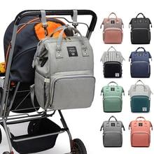 ベビーおむつバッグバックパック大容量おむつ防水産科ママミイラ産科おむつのバックパックのためのベビーカー