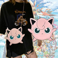 Hot New Japan Anime Pokemon Pikachu Shoulder Bag Cosplay Cartoon 3D Mini Wigglytuff  Cute Chain Haversack Messenger Bag|  -