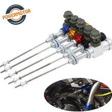 Motorcycle Brake Pump M10x1.25mm Hydraulic Clutch Master Cylinder Rod For Honda Yamaha Suzuki KTM Benelli