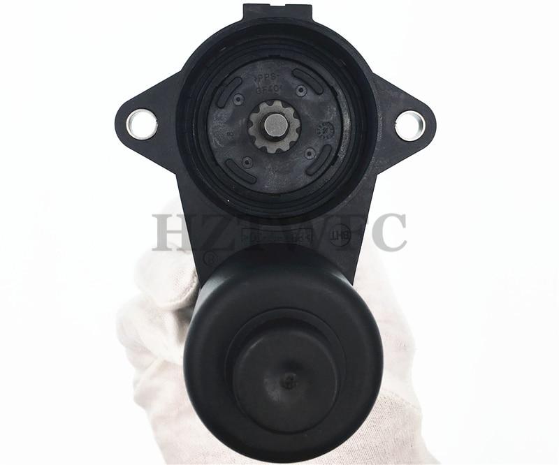 Бесплатная доставка 6-TORX 3C0998281 3C0998281A задний суппорт стояночный тормоз Серводвигатель для Audi Q3 для VW Passat B6 B7 CC Tiguan