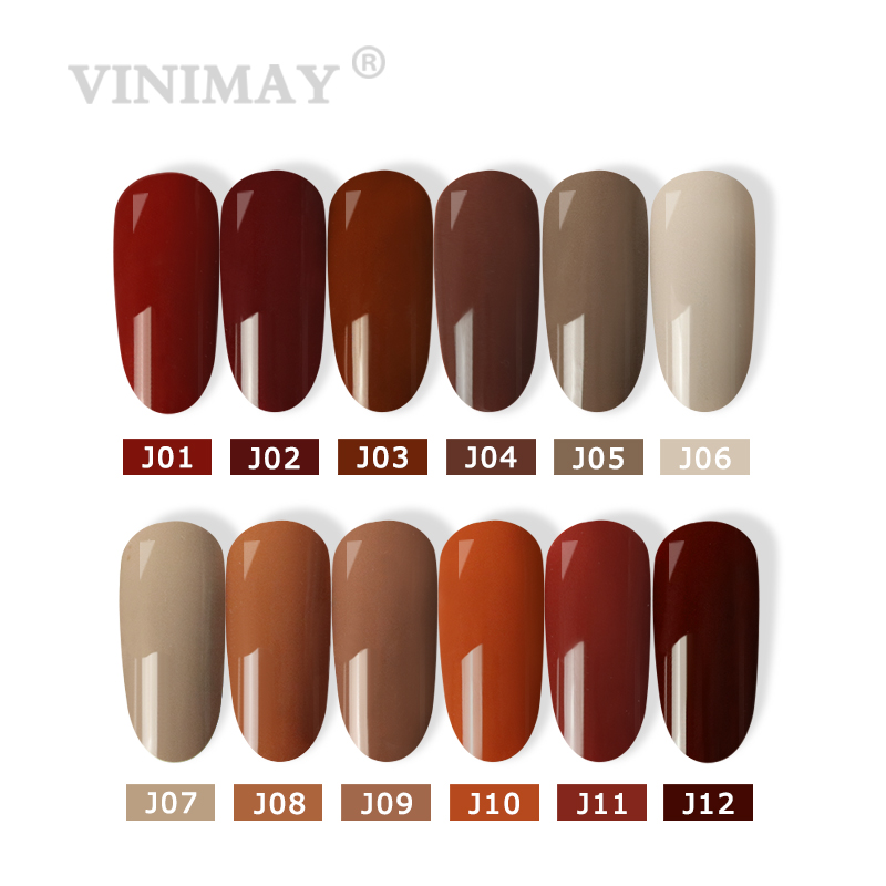 Image 2 - VINIMAY Gel Nail Polish vernis semi permanant UV Soak Off Gelpolish Nail Art Gel Polish Primer Manicure Nails Gel Lacque-in Nail Gel from Beauty & Health