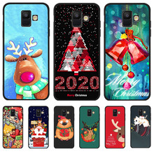 Christmas Gifts For Samsung Galaxy A9 A8 A7 A6 A5 A3 J3 J4 J5 J6 J8 Plus 2017 2018 M30 A40S A10 A20E phone Case Cover funda etui uni t ut15b waterproof multi function voltage detectors volt testing pen ac dc voltmeter beeper and led light indicator