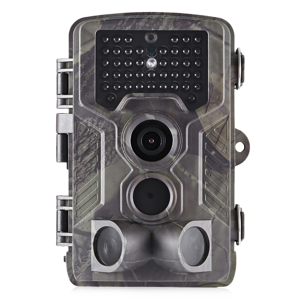 16MP 1080P <font><b>Hunting</b></font> <font><b>Trail</b></font> <font><b>Camera</b></font> Surveillance Tracking <font><b>HC800A</b></font> Infrared Night Vision Wild Cameras for Video Photo Traps image