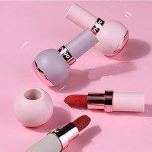 Novo brand soft fog shake tumbler lipstick Velvet Matte Waterproof moisturizing and non drying