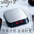 Умный z Кофе весы электронные весы с таймером автоматический таймер кухонные весы 3 кг