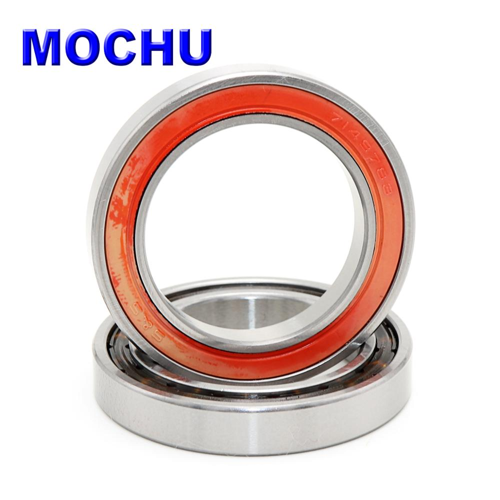 2pcs Bearing 7149783 25376RS MR25376 25X37X6 6805N-RS HT2 BB51 900805 Deep Groove Ball Bearings, Single Row Bicycle Bearings