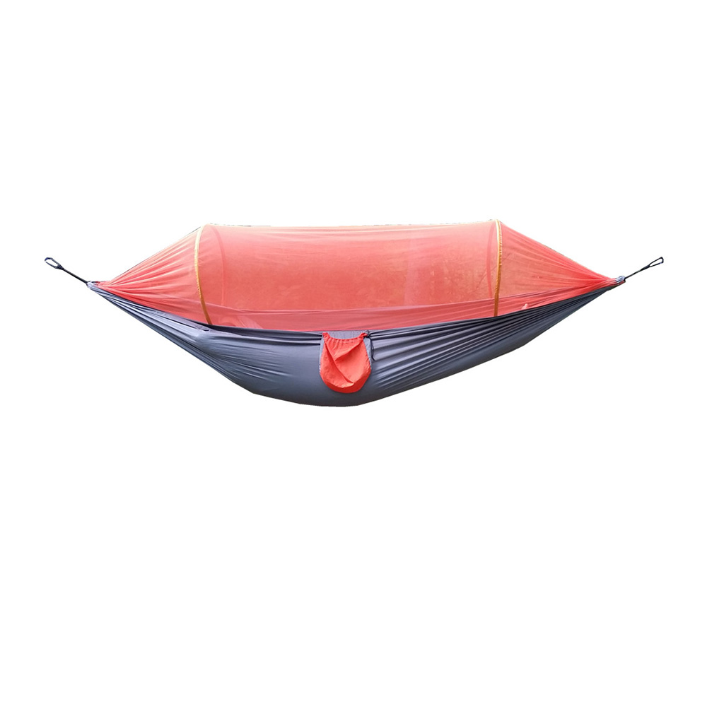 Outdoor Equipment Camping Hammock With Mosquito Nets Hammock Tent Tied With Insect Nets Tear Resistant Nylon Speed Open Mosquito|Outdoor Tools| |  - title=
