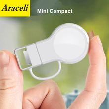 Araceli Portable USB Watch Charger Magnetic Wireless Charger for Apple iWatch Series 5 4 3 2 1 Adapter Wireless Fast Charging