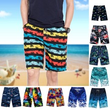 Shorts Beachwear Bermuda Male Men's Summer 4XL Hot Couple Homme Masculino Comfortable