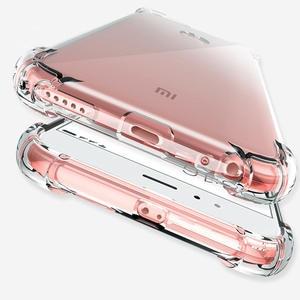 Phone-Bag Clear-Case Se-Lite Shockproof Note 8 Coverr Redmi K30 K20-Pro Xiaomi Silicone