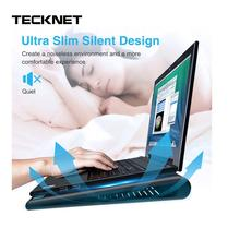 TeckNet Laptop Cooling Pad Notebook Stand 2 Fans Cooler fits 9 -16 inches for Laptop PC Computer USB Fan Cooling Pad цена