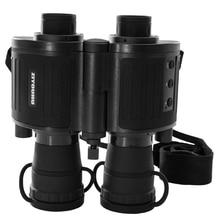 New style 5X50 High Definition Digital Infrared Binocular Night Vision Game Patrol Telescope