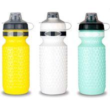 1 шт 600 мл велосипедная бутылка для воды MTB на открытом воздухе, для кемпинга, походов, чашка, чайник