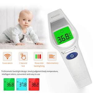 Digital-Thermometer Backlight Non-Contact with Lcd -G3 Forehead Baby Adult Infrared
