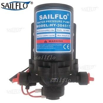 2019 new stype Sailflo 12V dc 3GPM diaphragm Marine RV water pump