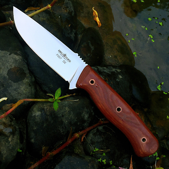 [BROTHER F007] 61HRC D2 blade Fixed Blade knife Bushcraft Knives Straight Tactical Hunting Camping high quality EDC tool 3