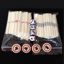 Международная торговля, Новый японский маджонг, имитация костяных чипов, стержень для набора из 88 костей Zhuang Wind