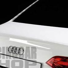 Роспись RS Style задний багажник спойлер для Audi A4 B8 2008-2012 A007F