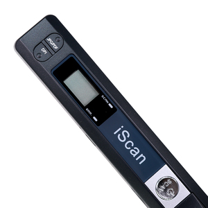 Image 5 - IScan Mini Scanner Portatile 900DPI Display LCD JPG/PDF Documento In Formato Immagine Iscan Palmare Scanner A4 Libro Scanner
