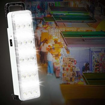 Waterproof 30LED Multi-Function Rechargeable Emergy Light Flashlight Mini 60 LED Emergency Light Lamp For Home Camp Outdoor 6