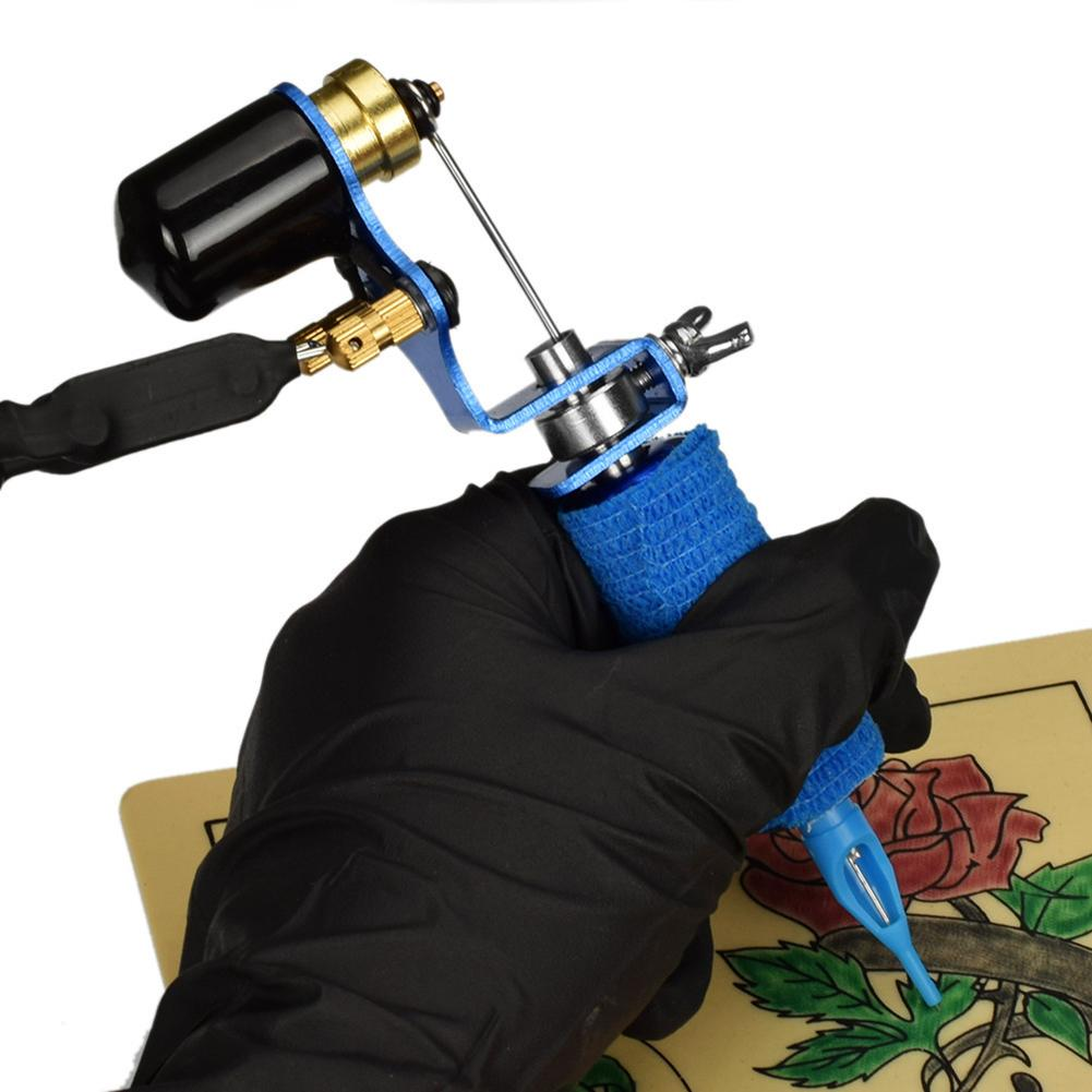 Professional Strong Quiet Motor Electric Rotary Tattoo Machine for Liner Shader New Tattoo Supply Easy to Use Durable