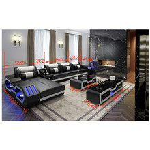 Customized Hotel Lobby Luxury Chesterfield 1/2/3 Seat Couch with high density sponge for living room sofa set(China)