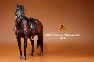 Image 4 - 1/6 soldiers figure Horse model warhorse high 33cm Birthday gift  resin model toy