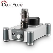 Douk audio 6N5P Vacuum Tube Headphone Amplifier Single ended Class A Amp