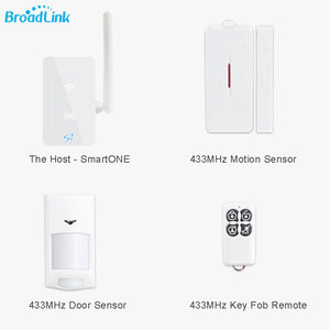 Image 5 - Broadlink S1 S1C Kit Home Automation System Security Alarm Detector SmartOne Door Sensor Remote Control By IOS Android