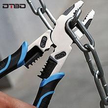 6''8''9 ''szczypce wielofunkcyjne zestaw kombinerki Stripper/Crimper/Cutter Heavy Duty szczypce szczypce ukośne narzędzia ręczne