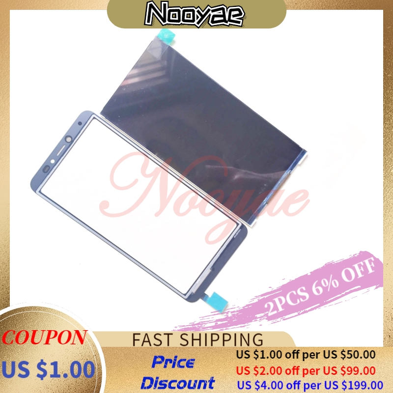 5.45 Inch 480*960 Tested LCD Screen For BQ Mobile BQ-5518G Jeans LCD Display Screen Monitor Touch Screen Digitizer + Tracking