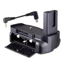 Travor BG-2G Вертикальная Батарейная ручка MB-D10 для Nikon D5300 D5200 D5100 адаптер Лидер продаж по всему миру