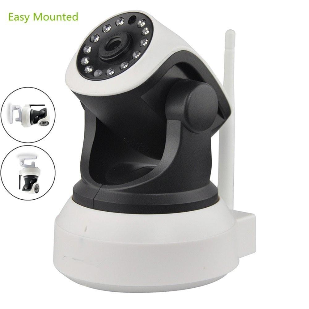 Wireless Wi-Fi Security IP Camera 1080p HD Pan Tilt IP Network Surveillance Webcam Day Night Vision, Baby Monitor,CamHi APP