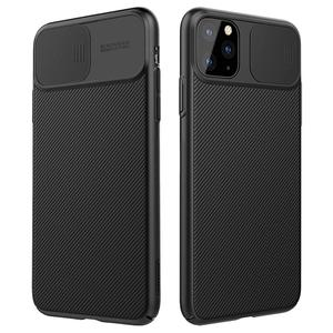Image 1 - NILLKIN for iPhone 11 Pro Max Case slide Cover for Camera Protection For iphone 11 case 2019 back cover for iPhone 11 Pro case