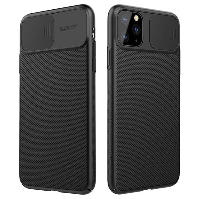 NILLKIN for iPhone 11 Pro Max Case slide Cover for Camera Protection For iphone 11 case 2019 back cover for iPhone 11 Pro case