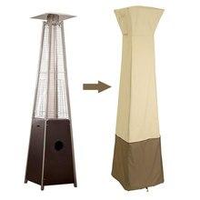Cover Gas-Patio-Heater-Cover Waterproof Furniture Rain-Sun Garden