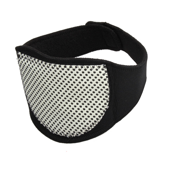 Spontaneous Heating Neck Massager Headache relief Belt Elastic Magnetic Therapy Massage Band Healthy Care