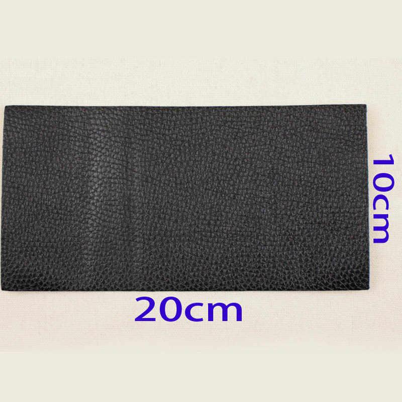 Durevole Imitazione di Cuoio 10 centimetri * 20 centimetri Divano Riparazione di Patch In Pelle Lavabile Autoadesivo del Tessuto Sticker Toppe E Stemmi 1Pcs impermeabile