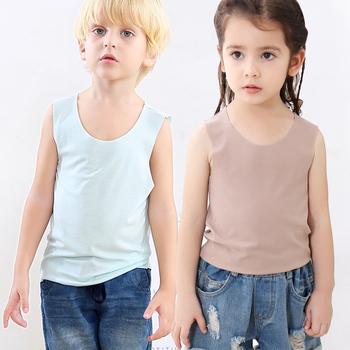 Dziecięca bezszwowa kamizelka letnia najniższa koszulka sportowa koszulka treningowa z krótkim rękawem do biegania fitness stretch szybkoschnący top tanie i dobre opinie ang fou Dobrze pasuje do rozmiaru wybierz swój normalny rozmiar SHORT 5522365 Sukno POLIESTER